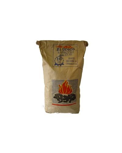 Ξυλοκάρβουνα πουρναρι 10 kg